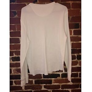 Gap long sleeve t, size L
